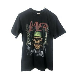 Slayer Vintage Shirt 2000s Tour Concert Small